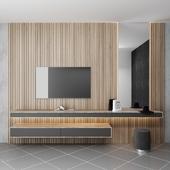 ТВ стенка и туалетный столик