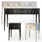 Console / chest and drawers. The Werby Ellington. dresser nightstand.