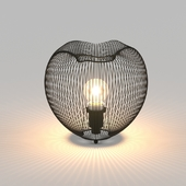 Zuma cage table lamp