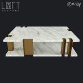Кофейный стол LoftDesigne 6823 model