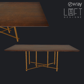 Стол LoftDesigne 6827 model