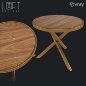 Кофейный стол LoftDesigne 6829 model