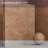 Material (seamless) - plaster, rust, plate set 103