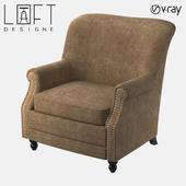 Кресло LoftDesigne 1660 model