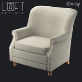 Кресло LoftDesigne 1661 model