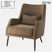 Кресло LoftDesigne 1666 model