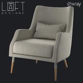 Кресло LoftDesigne 1667 model