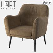 Кресло LoftDesigne 1669 model