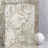 Material (seamless) - stone, set 104 granite