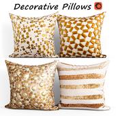 Decorative pillows set 364 Etsy