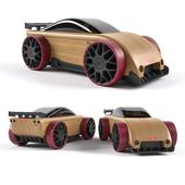 Automoblox C9R auto toys