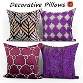 Decorative pillows set 366 Etsy