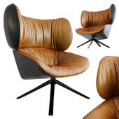 Tabano Swivel Lounge Chair