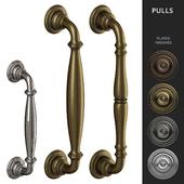 Door Pull Handles Nanz N° 6649, 6703, 8649