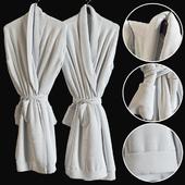 Bathrobe fleece (vray NEXT)