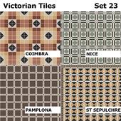 Topcer Victorian Tiles Set 23