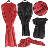 Bathrobe silk (vray NEXT)