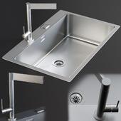 Sink Mira Mixer Hitech