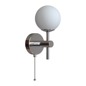 Sconce with the switch waterproof Aqua A4444AP-1CC