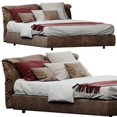 Flexform - Newbridge soft bed