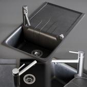 Sink Smeg Mixer Concetto