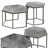 A pair of ROMB tables from MyImagination.lab