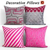 Decorative pillows set 369 Etsy