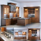 Кухня Boston, фабрика FM Bottega d'Arte
