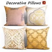 Decorative pillows set 372 Etsy