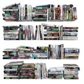 Books (150 pieces) 1-9-42