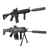Refile Gun Set