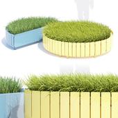 Stripes planter one