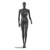 Faceless woman mannequin 23