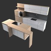 Кухня Linee