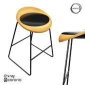 OM bar stool ROE by Montly