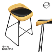 OM bar stool TOU by Montly