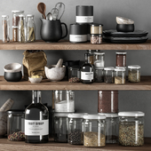 kitchen decor set 03