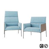 Chic Air Armchair by Profim
