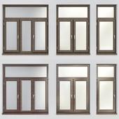 Entrance window № 011