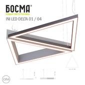 ini,led,delta 01, 04 / BOSMA