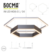 ni,led,hexa 01, 04 / BOSMA