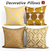 Decorative pillows set 381 Etsy