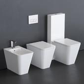 Alice Ceramica Hide WC