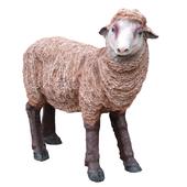 "Garden figure ""Sheep"""