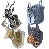 JC Animal Trophy Collection 2