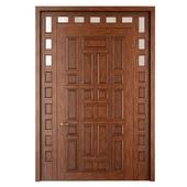 Классический межкомнатный дверь