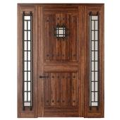 Классические входные двери