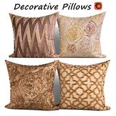 Decorative pillows set 385 Etsy
