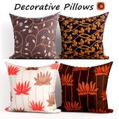 Decorative pillows set 386 Etsy