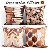 Decorative pillows set 387 Etsy